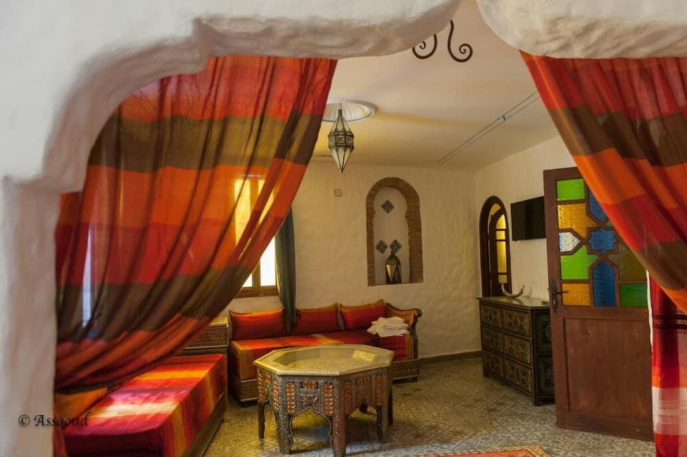 Junior Suite (Chahrazad) - Living Area