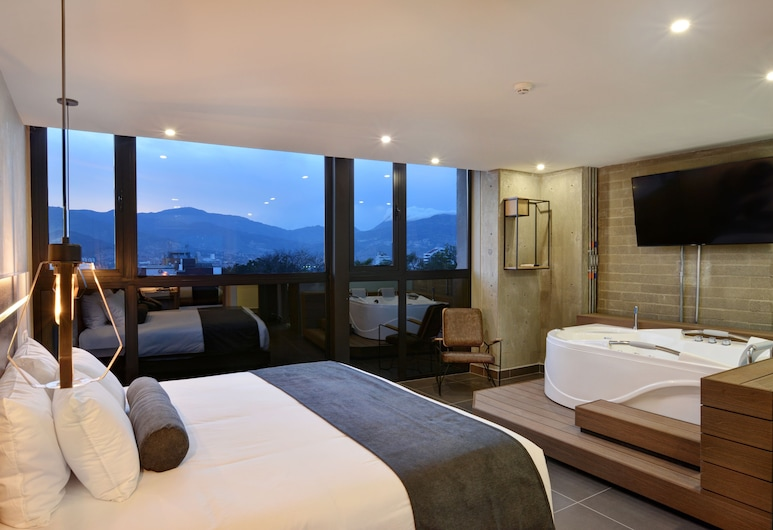 Epic Hotel Boutique, Medellin, Guest Room