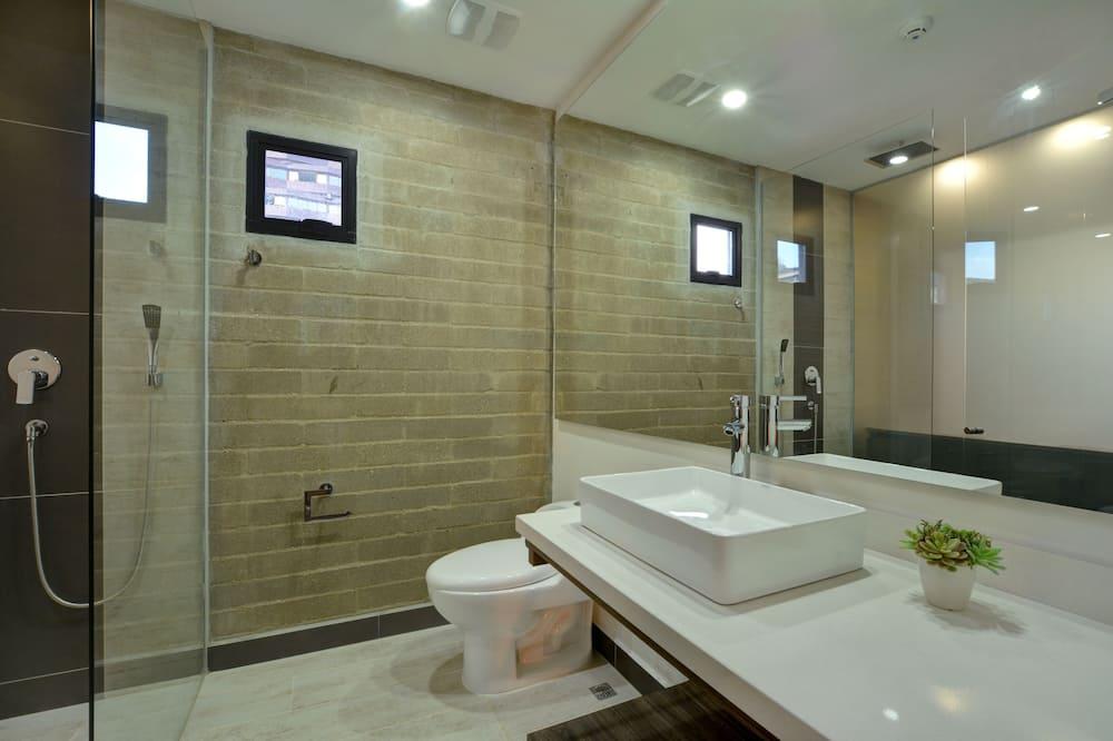 豪華客房, 1 張加大雙人床 (UNO) - 浴室
