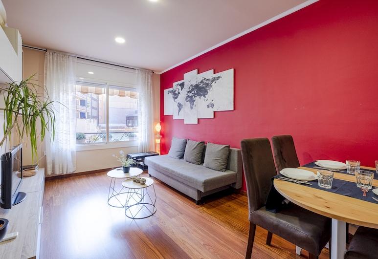 Comfortable 3BR Apartment Close to Placa Espana and Sants Station, Barcelona, Apartmán typu Business, 3 spálne, Izba