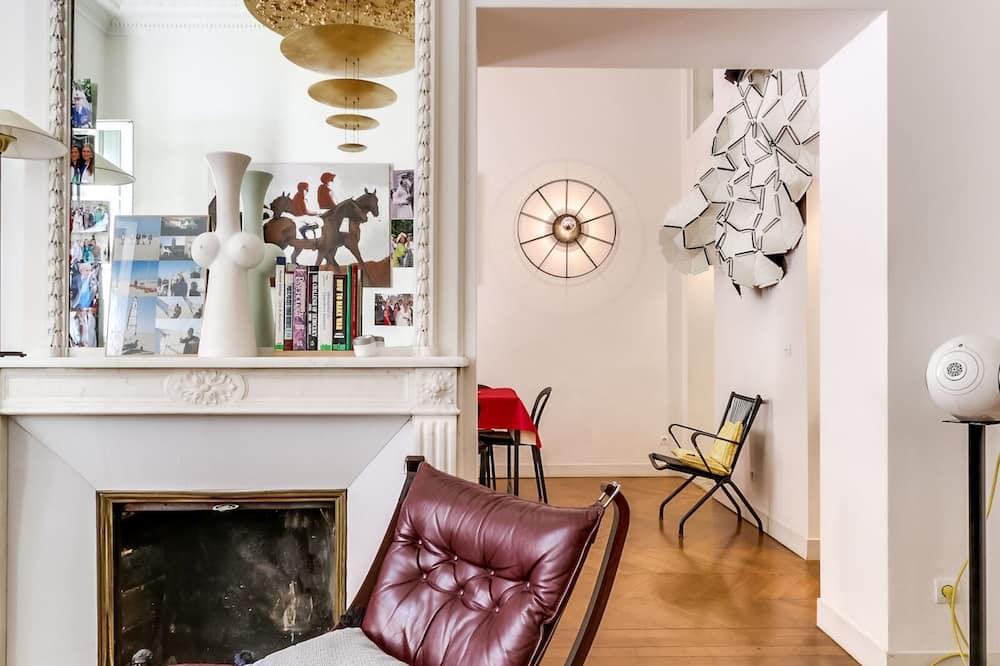 4pers100m2 Quiet Apartmt Central Paris Design Decoration - Arc de Triomphe