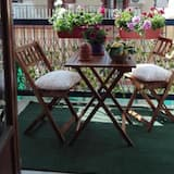 Standard Apartment, 2 Bedrooms, Balcony, Mountain View - Terrace/Patio