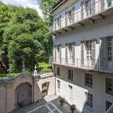 Comfort Apartment, 2 Bedrooms, 2 Bathrooms, Garden View - Balcony