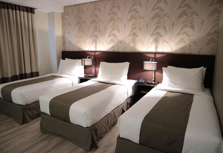 GT Hotel Jaro, Iloilo, Family Room, Guest Room