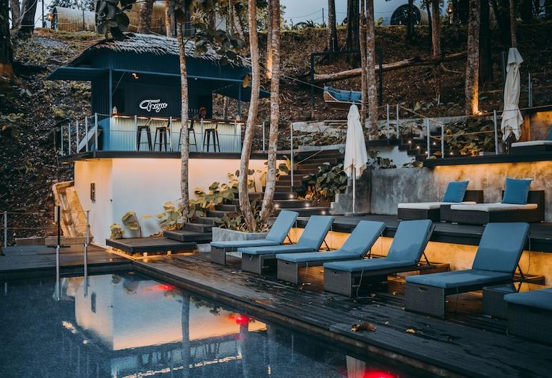 The Culvert, Kuching, Infinity Pool