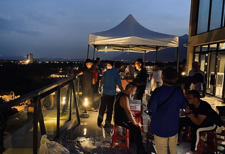 Starry Inn, Xincheng, Terrace/Patio