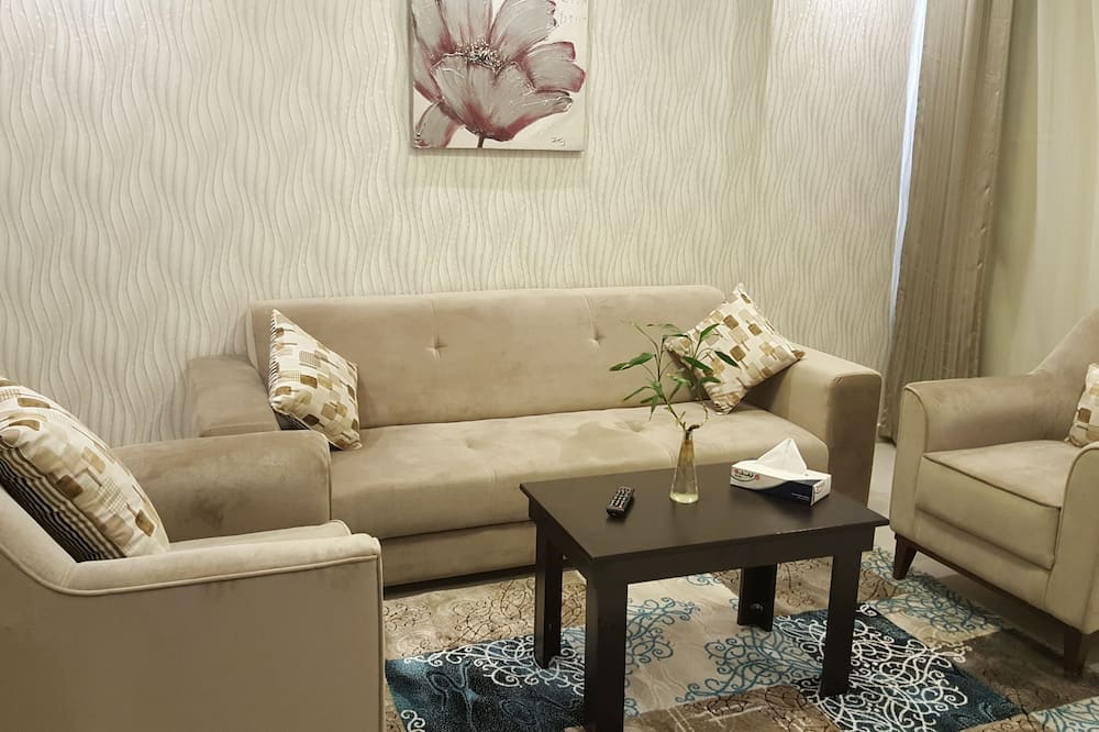 Suite Sénior, 2 chambres - Salle de séjour