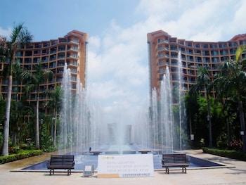 三亞三亞帕爾美納國際公寓的圖片