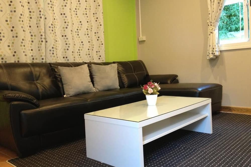 Villa for Couple - Woonkamer