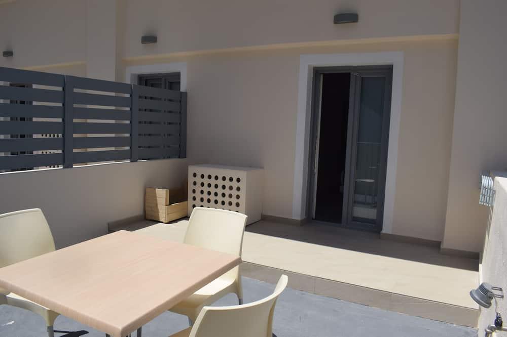 Apartment (Loft) - Balcony