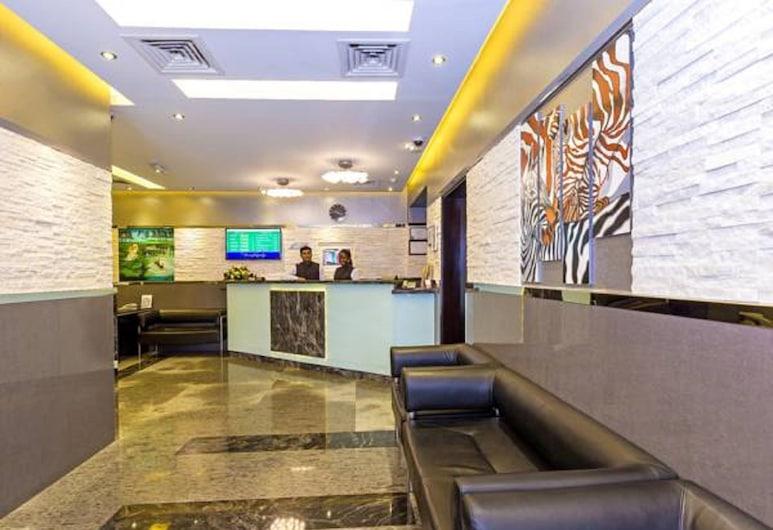 Oasis Deira Hotel, Dubai, Sæti í anddyri