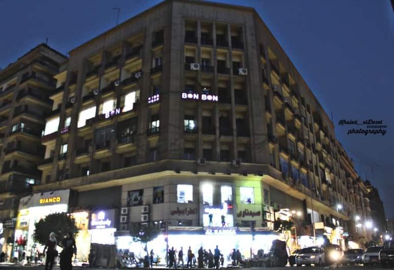 فندق نيتوكريس, القاهرة