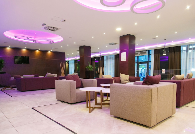 New City Hotel & Restaurant Niš, Nisz