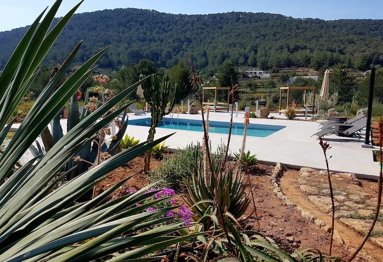 Villa Cava Ibiza, Сан-Хосе-де-са-Талая, Відкритий басейн