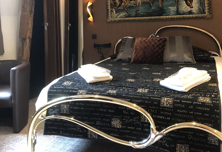 Hotel Lucca, Bruges, Double Room, Guest Room