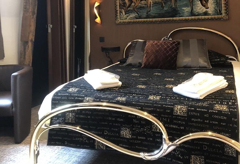 Hotel Lucca, ברוז', חדר זוגי, חדר אורחים