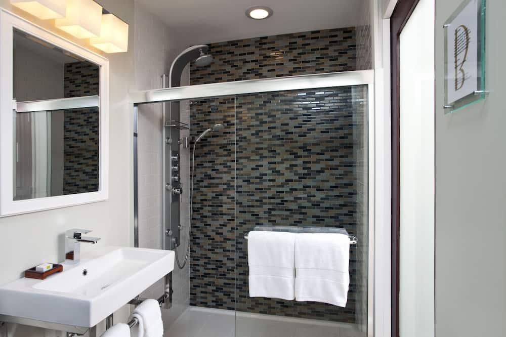 基本單人房, 1 張特大雙人床 - 浴室