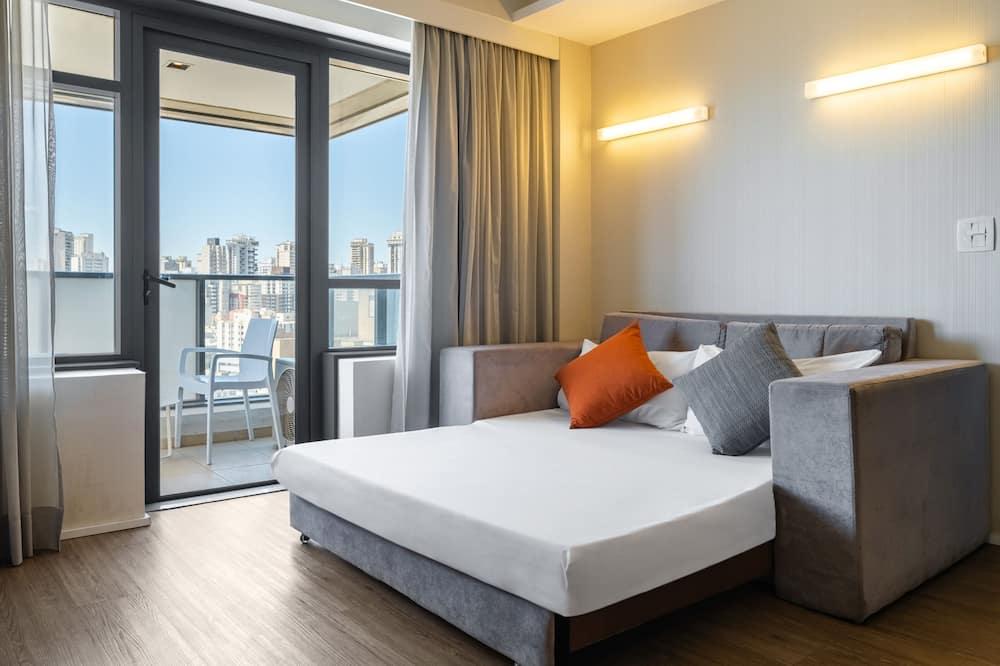 Apartamento, 1 cama doble con sofá cama, cocina - Habitación