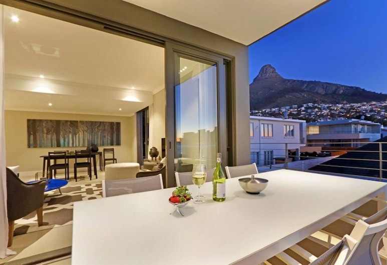 Afribode Algarkirk Apartments, Cape Town, Outdoor Dining