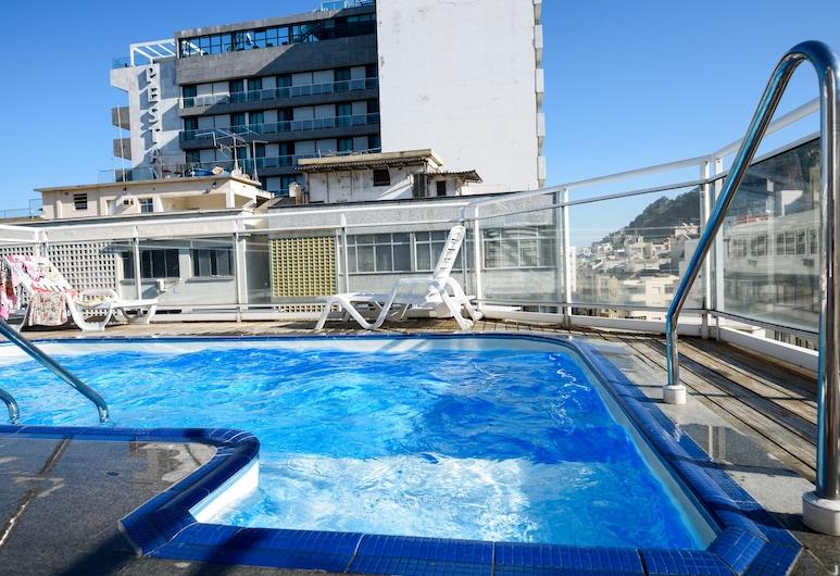 All in Rio Top in a Prime Beach Location, Rio de Janeiro, Outdoor Pool