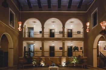 Foto van Hotel Merida in Merida