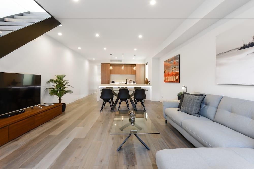 Casa, 3 camere da letto - Area soggiorno