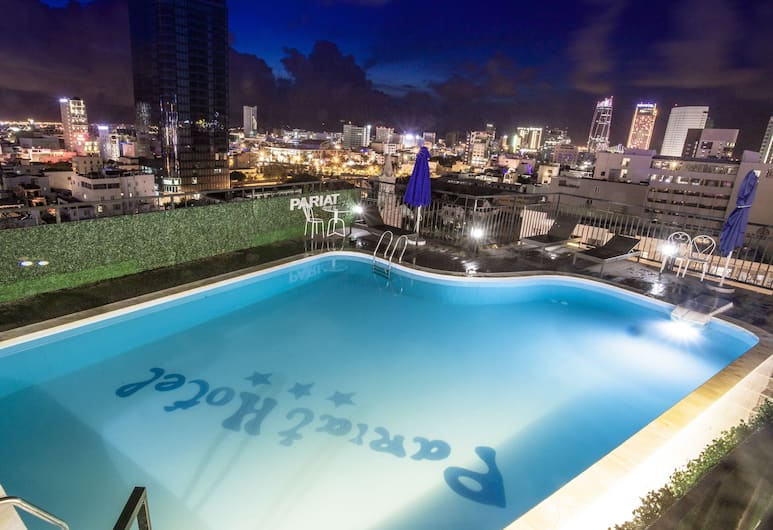 帕里亞特飯店, 峴港, 頂樓游泳池