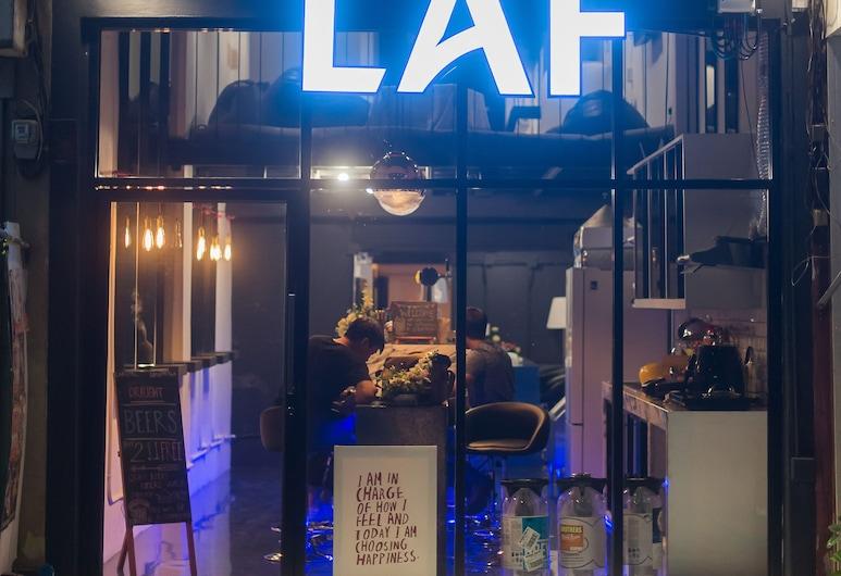 LAF Hotel Aree, Μπανγκόκ, Πρόσοψη ξενοδοχείου - βράδυ/νύχτα