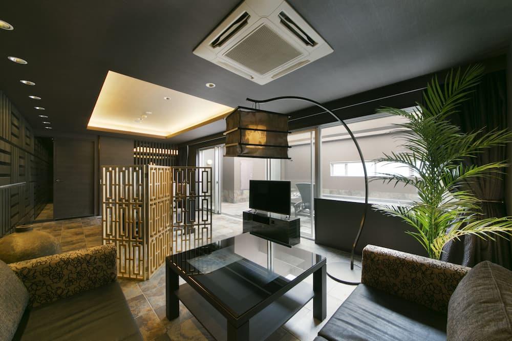 Süit - Oturma Odası