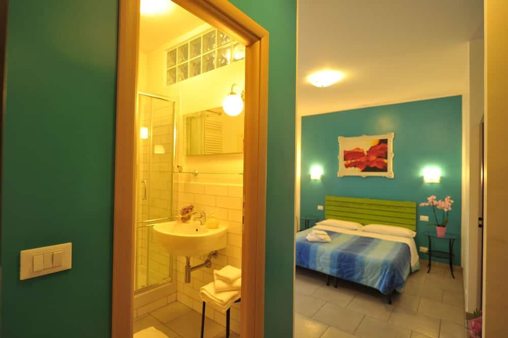 豪華雙人或雙床房, 私人浴室 - 浴室