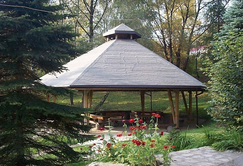 سنتريوم فوبيتشنكو أوديس, تريسنا, حديقة