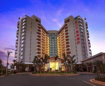 三亞三亞海立方度假酒店的圖片