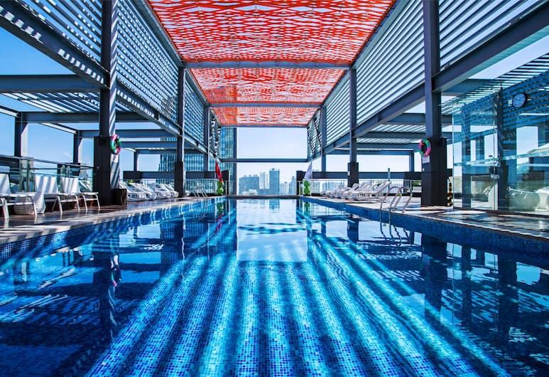 Ziyue Conifer Suite Hotel Sanya, Sanya, Kolam Renang Luar Ruangan