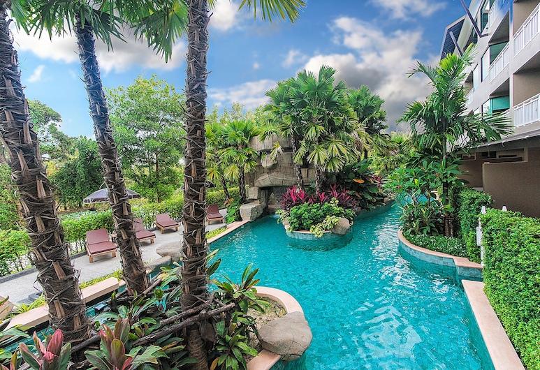 마이카오 팜 비치 리조트, 마이 카오, 야외 수영장