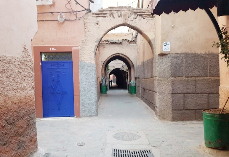 Majorelle Hostel, Marrakech