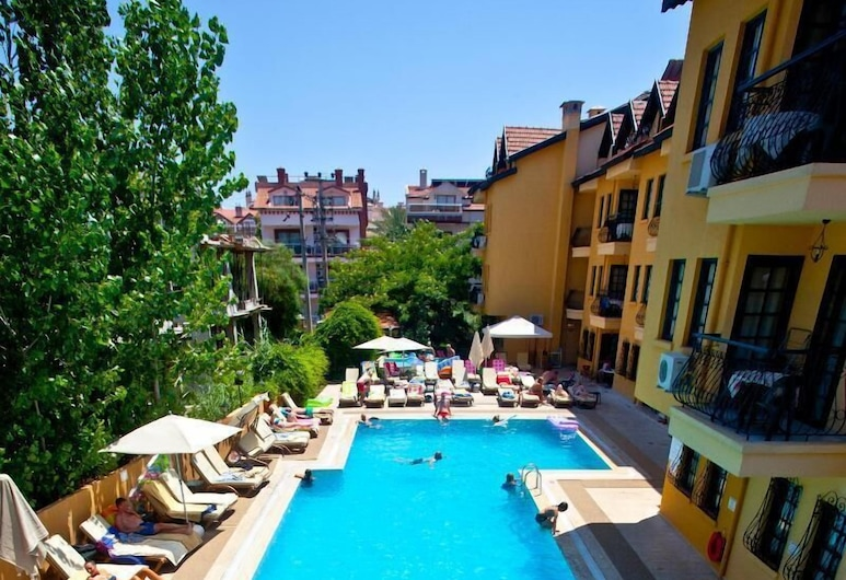 T & G Apartments, Marmaris, Outdoor Pool