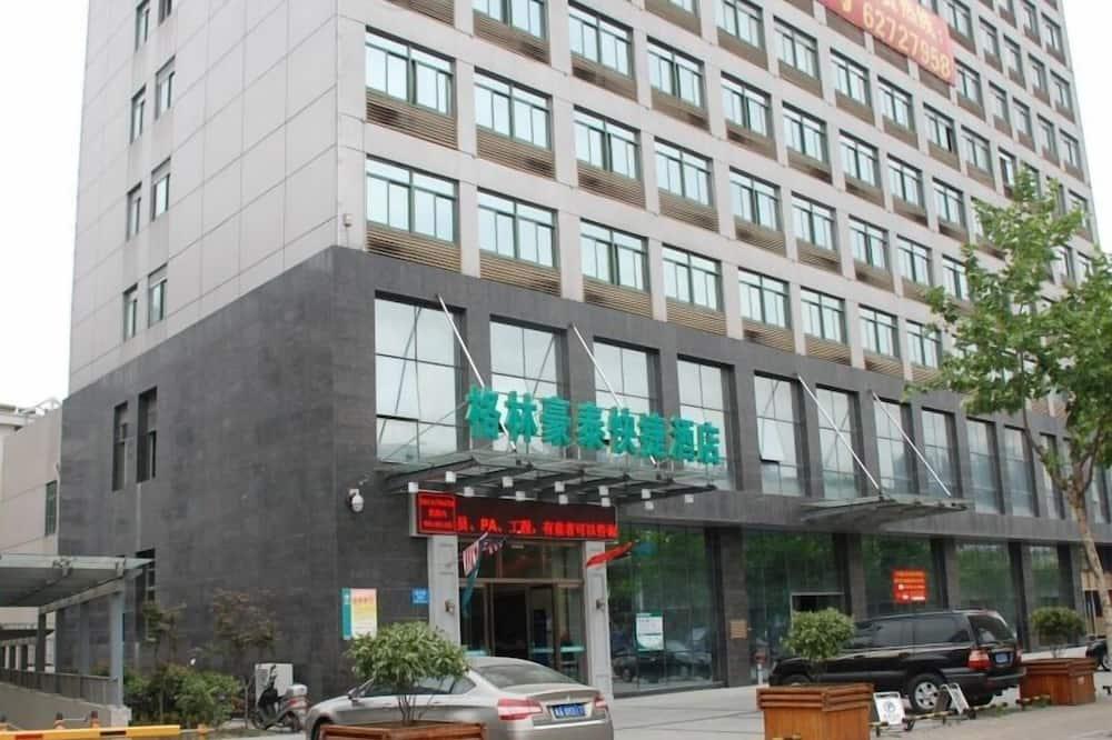 GreenTree Inn Hefei Bozhou Road Jindi Building Hotel