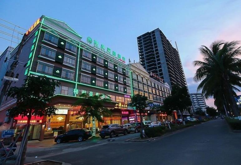 GreenTree Inn Haikou East Railway Station East Fengxiang Road Hotel, Čiongšanas