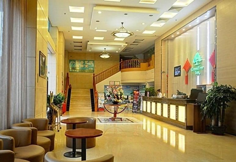 GreenTree Inn Guangdong Shenzhen Buji Long Dragon Express Hotel, Shenzhen
