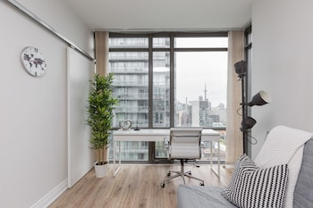Picture of QuickStay - Luxury Sub-Penthouse on Bay St. in Toronto
