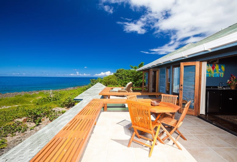Sea Lodge - Full House, Roatan, Terasz/udvar