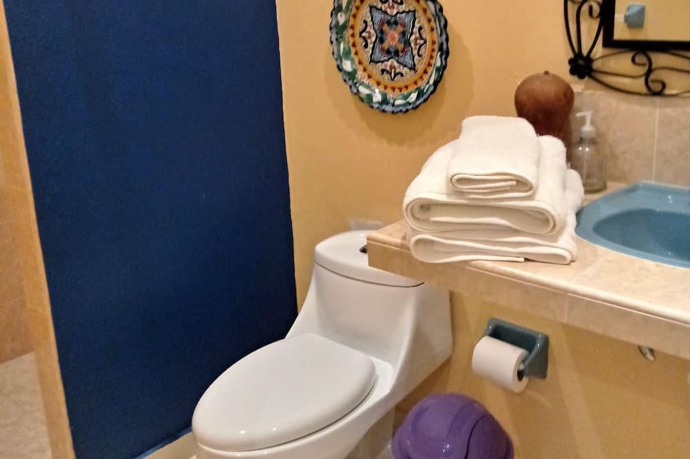 Dvivietis kambarys (Yuya) - Vonios kambarys