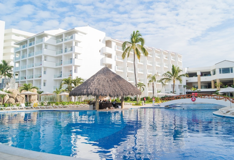 Suites Family Emotion by Marival Resort - All Inclusive, Nuevo Vallarta, Výhled z hotelu