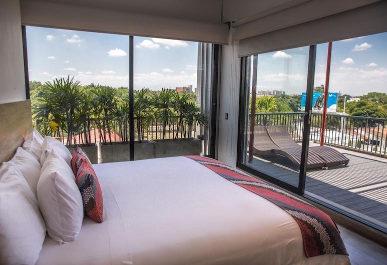 Alko Hotel Integrado, Cali, Deluxe Suite, Guest Room