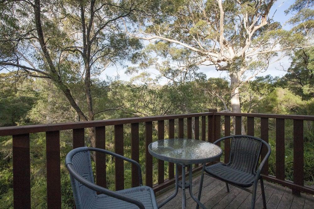 Стандартний котедж, 2 спальні (Splendid Wren Cottage) - Балкон