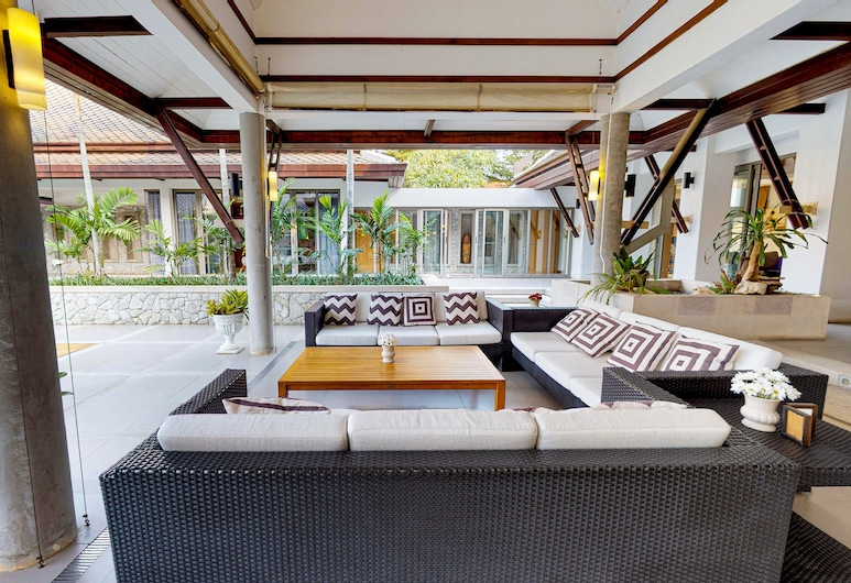 Sylvia Villa Pattaya By DDM Siam, Bang Lamung, Terrasse/Patio