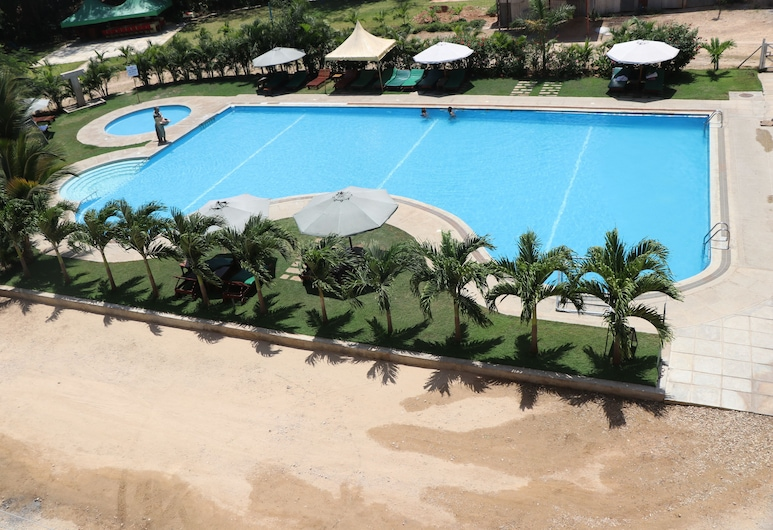 Sunset Paradise Holiday Homes, Mombasa, View from Hotel