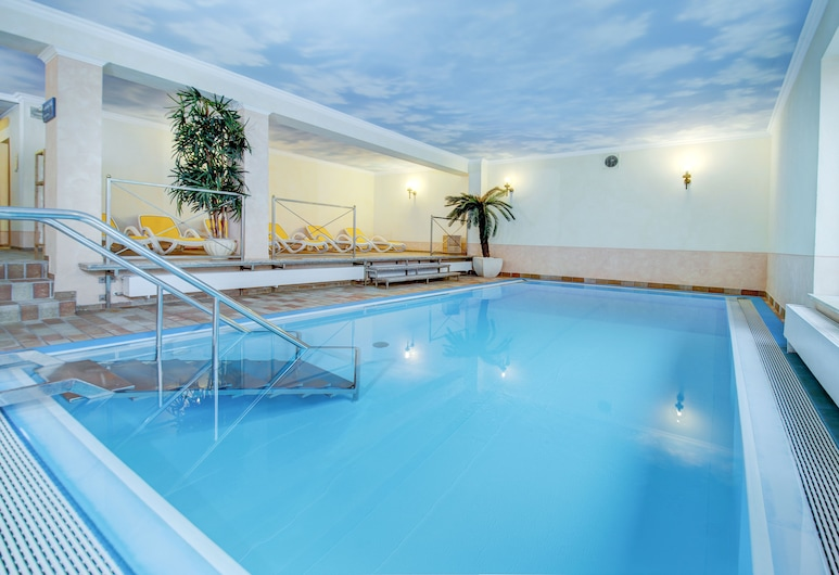 PTI Hotel Eichwald, Bad Woerishofen, Basen kryty