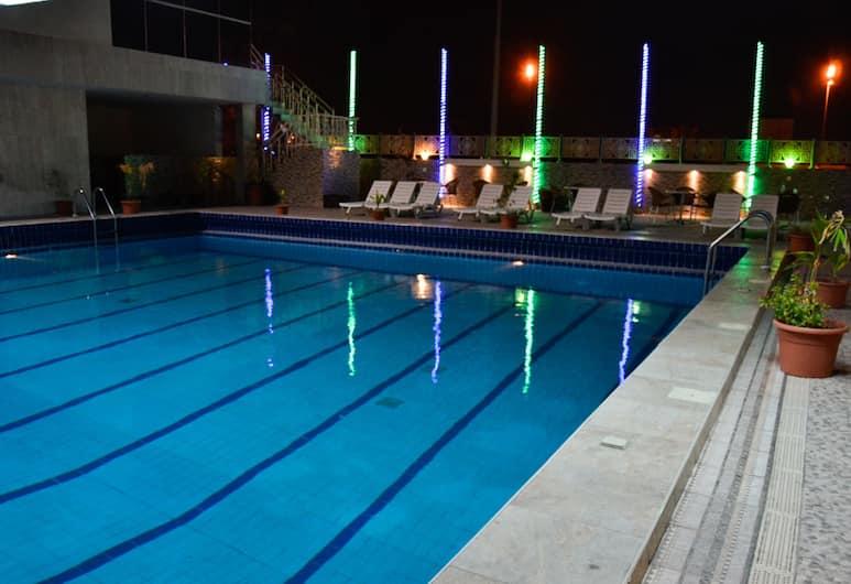 Odst Jeddah Hotel, Djeddah, Piscine en plein air