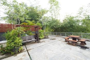 Krabi bölgesindeki Bann Lhong Rak Krabi resmi